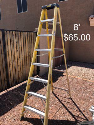 8' Ladder for Sale in Glendale, AZ