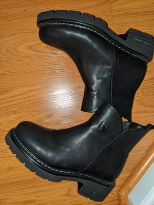Black Combat Boots for Sale in Rockville, MD