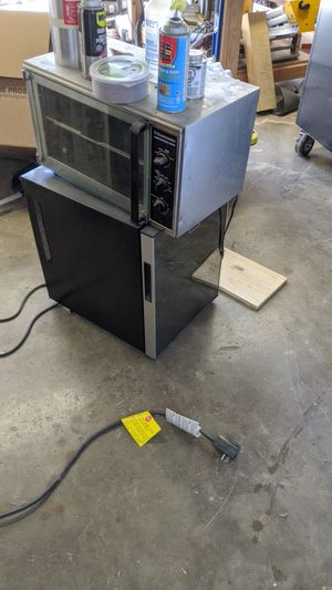 Free toaster oven and wine fridge. Nothing wrong with it. I just have been trying to get rid of it for a long time for Sale in San Diego, CA