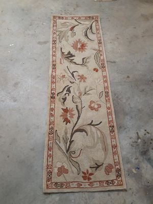 """Beautiful Rug Runner (88"""" X 28"""") for Sale in Winston-Salem, NC"""