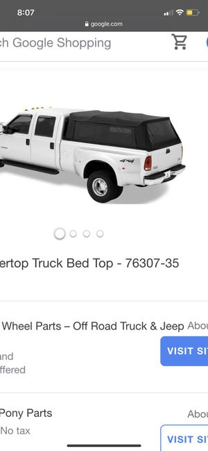 Pickup canopy for Sale in Hillsboro, OR