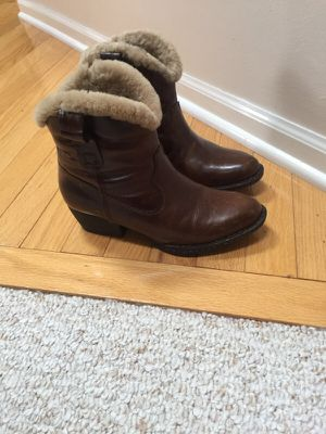 Size 6 1/2 Born Brand boots for Sale in Columbus, OH