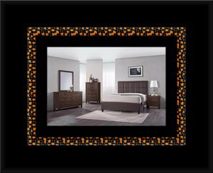 B085 11pc complete bedroom set for Sale in Hyattsville, MD