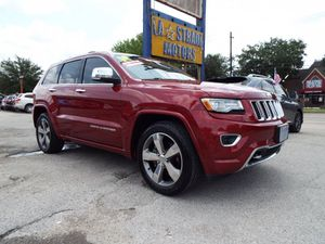 2014 Jeep Grand Cherokee for Sale in Houston, TX