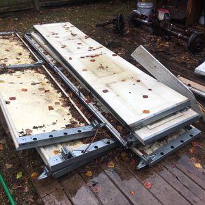 8x7 Garage Door Panels - Insulated for Sale in Houston, TX