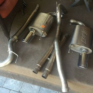 Borla TYPE S Catback Exhaust System For Mustang GT for Sale in Maize, KS