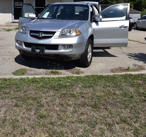 2005 Acura MDX SILVER for Sale in Des Moines, IA
