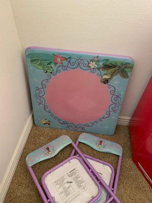 Kids Table and chairs for Sale in Winchester, CA