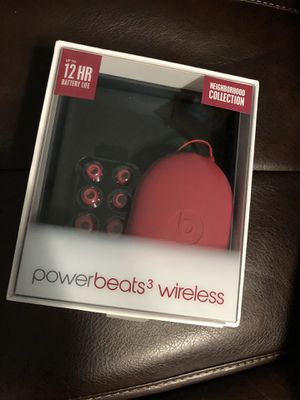 Wireless Powerbeats 3 for Sale in Port St. Lucie, FL