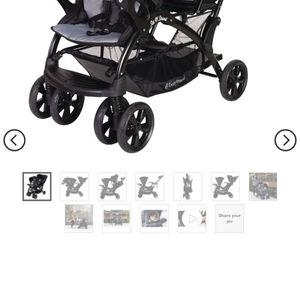 Double stroller for Sale in Philadelphia, PA