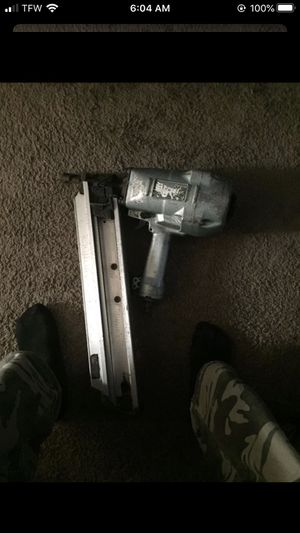 Air Framing nail gun for Sale in Lakewood, WA