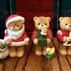 """Christmas """"Bearing Gifts"""" - Lucy and Me Bears for Sale in Rancho Santa Margarita, CA"""