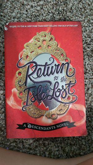 A Descendants novel for Sale in Easley, SC