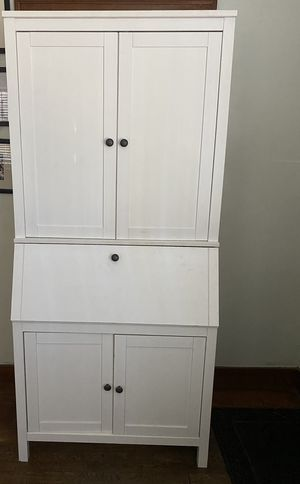 IKEA Computer Desk Armoire for Sale in Fresno, CA