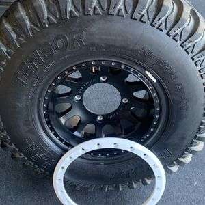 Method Wheels w/ Tensor Regulator Tires for Sale in Redlands, CA