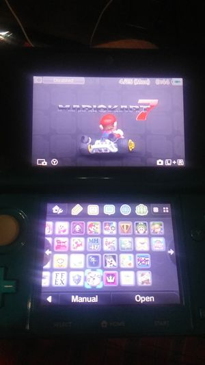 Custom 3ds with over 15 3ds games and 128 DS games for Sale in Queen Creek, AZ