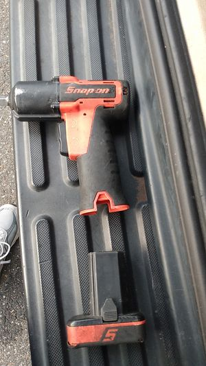 Snap On 3/8 Impact Wrench Model#CT7610 for Sale in Fort Washington, MD