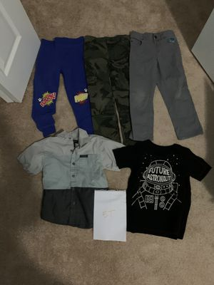 Boys clothes (5t) for Sale in Riverview, FL