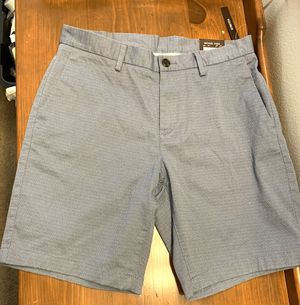 Michael Kors Mens Flat Front Shorts Size 30W for Sale in Fontana, CA