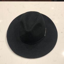 Womens Black Felt Hat for Sale in Keller,  TX