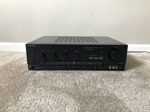 Sony Home Stereo Integrated Amplifier for Sale in Mount Prospect, IL
