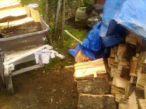 Seasoned firewood small truckload for Sale in Hoquiam, WA