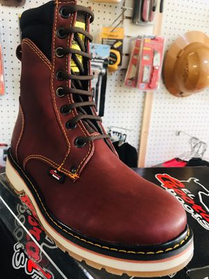 CAPORAL WORKING BOOTS/100 PRO LEATHER for Sale in Pinole, CA