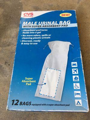 Health/// Urine bag. for Sale in Fresno, CA