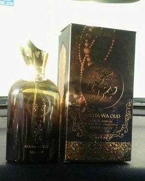 Mens cologne perfume fragrance Rihanah sabha wa oud for Sale in Bay Point, CA