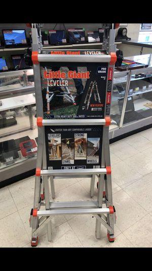 Little giant leveler ladder for Sale in Tampa, FL