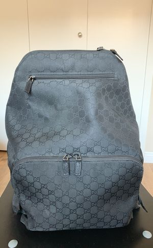 Gucci Men's backpack - Authentic for Sale in Anaheim, CA