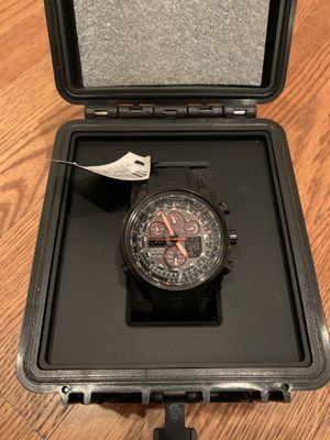Citizen Navihawk A-T Eco-Drive Watch - Brand New for Sale in Des Plaines, IL