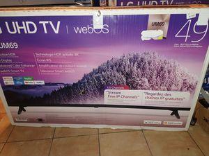 "TV LG SMART 49"" . for Sale in Norcross, GA"