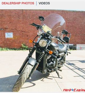 2017 Harley-Davidson Street for Sale in Wichita Falls, TX