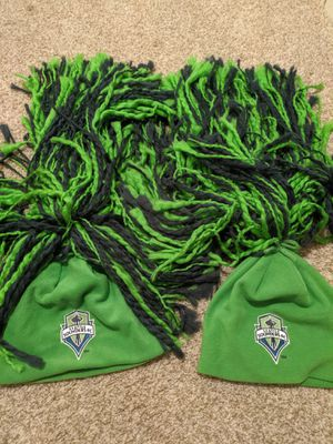 Sounders hats for Sale in Renton, WA