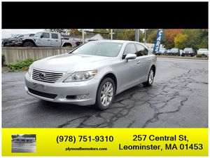 2010 Lexus LS 460 for Sale in Leominster, MA