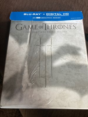 Game of Thrones 3rd season for Sale in Chula Vista, CA