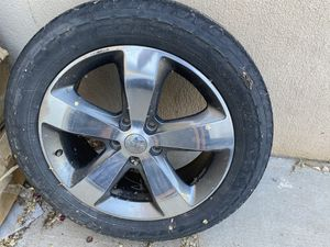 Tires and rims for Sale in Española, NM
