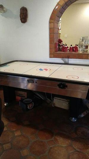 Air hockey table for Sale in Phoenix, AZ