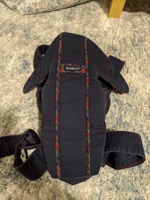 Baby Bjorn Infant Carrier Sling Christmas Holiday Plaid for Sale in Hicksville, NY