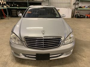 2007 MERCEDES BENZ S550 PART OUT ONLY!! for Sale in Lancaster, PA