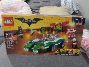 Lego batman , the riddler riddle racer for Sale in West Covina, CA