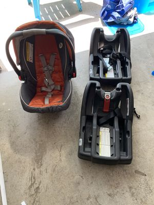 Graco click connect car seat for Sale in Pittsburgh, PA