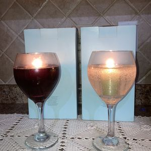 Party Lite Champagne Toast Glass for Sale in Elizabeth, NJ