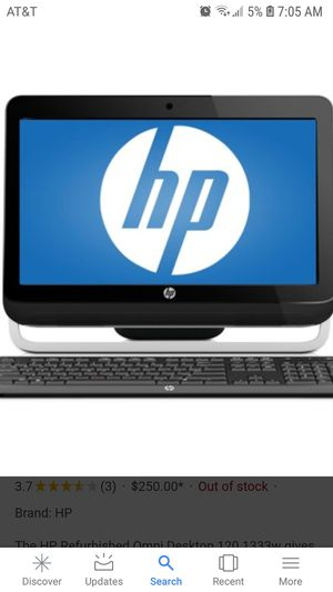 Hp omni for Sale in Pittsburgh, PA