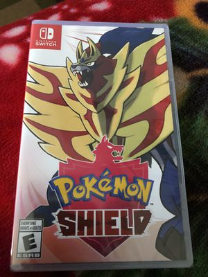 Pokémon Shield brand new sealed sell or trade for Sale in Sacramento, CA