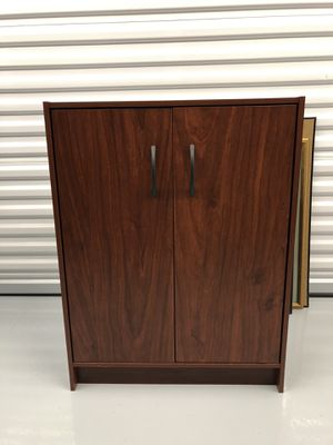 Shelving storage cabinet for Sale in Apex, NC