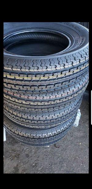 2057515 trailer tires 8ply for Sale in Glendale, AZ
