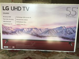 Newly Purchased TV and TV Stand for Sale in Orlando, FL