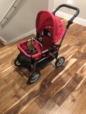 Baby doll double stroller for Sale in Fort Myers, FL